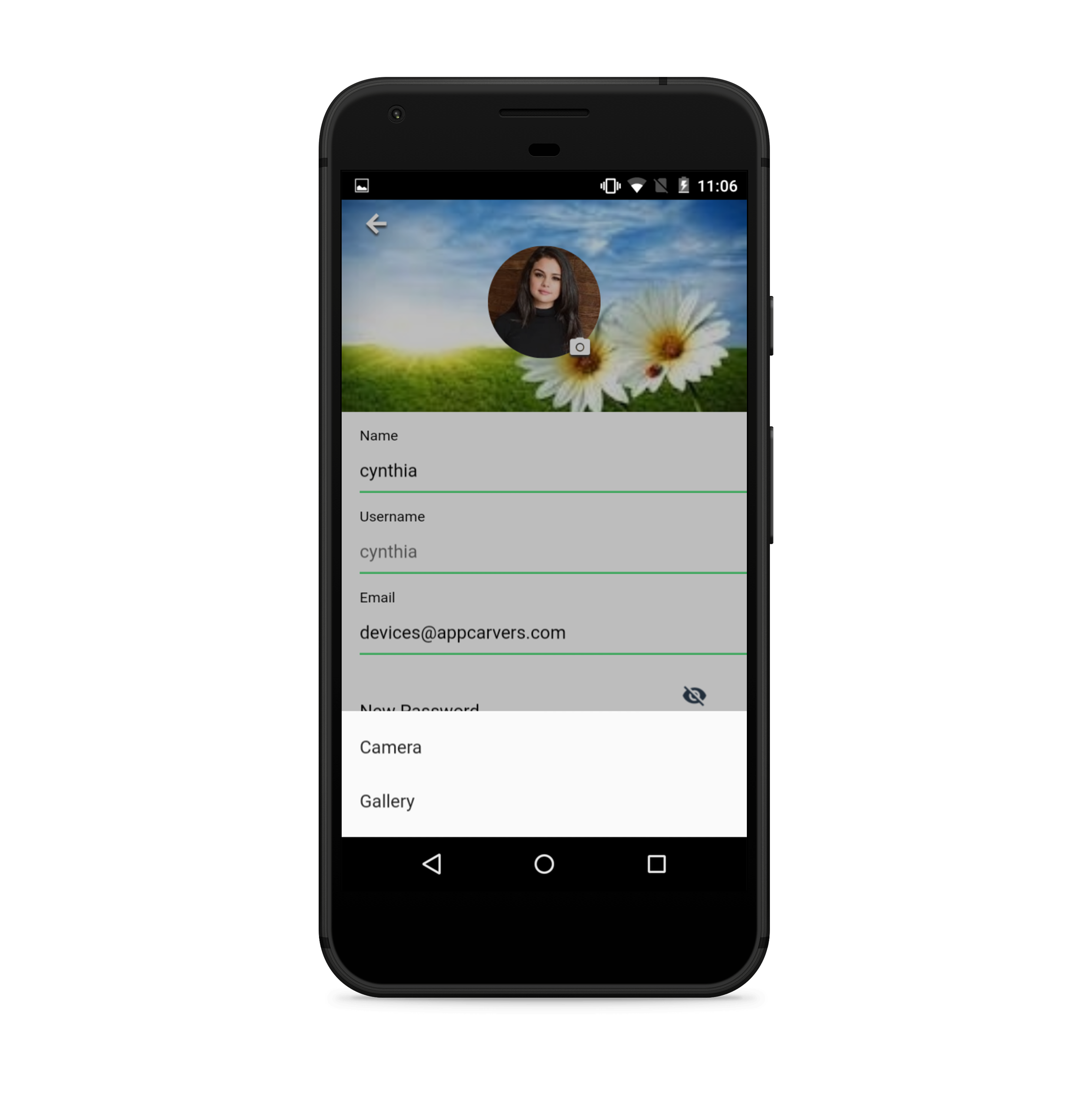 EasySocial App 5 5 2 released with profile editing feature