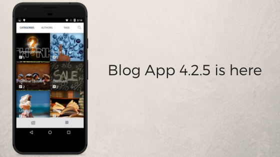 Blog-App-4.2.5-is-here