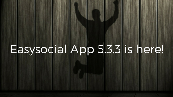Google Login comes to EasySocial App in version 5.3.3!