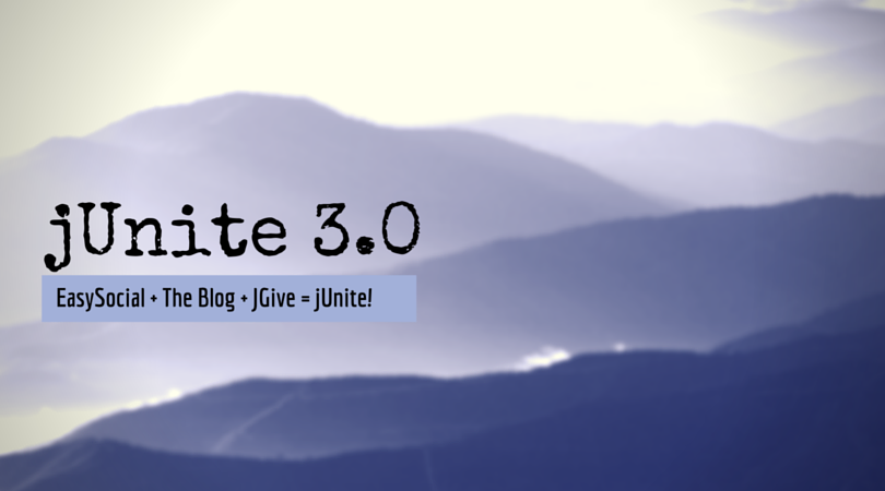 jUnite 3.0 is here!