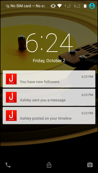LockScreen_Pushnotifications